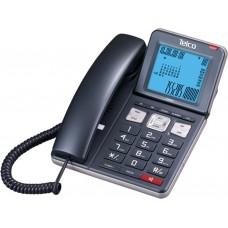 Τηλεφωνική Συσκευή Telco GCE6087 Μαύρη